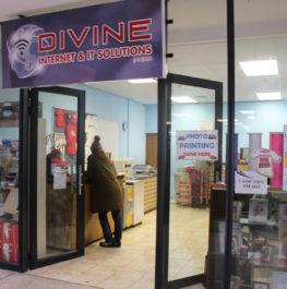 Shop 12 – Divine Internet Café